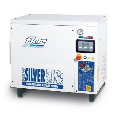New Silverline 10 csavarkompresszor
